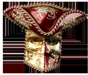 Venezianische Maske 2