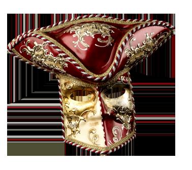 Venezianische Maske 4