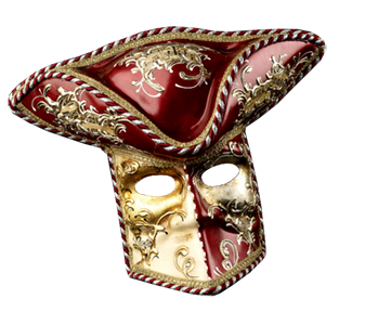 Venezianische Maske 6
