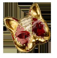 Venezianische Maske 7